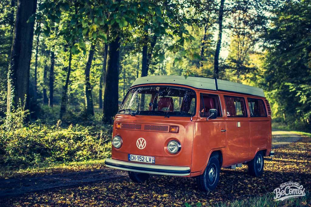VW T2b Westfalia Campmobile 1975 | BeCombi