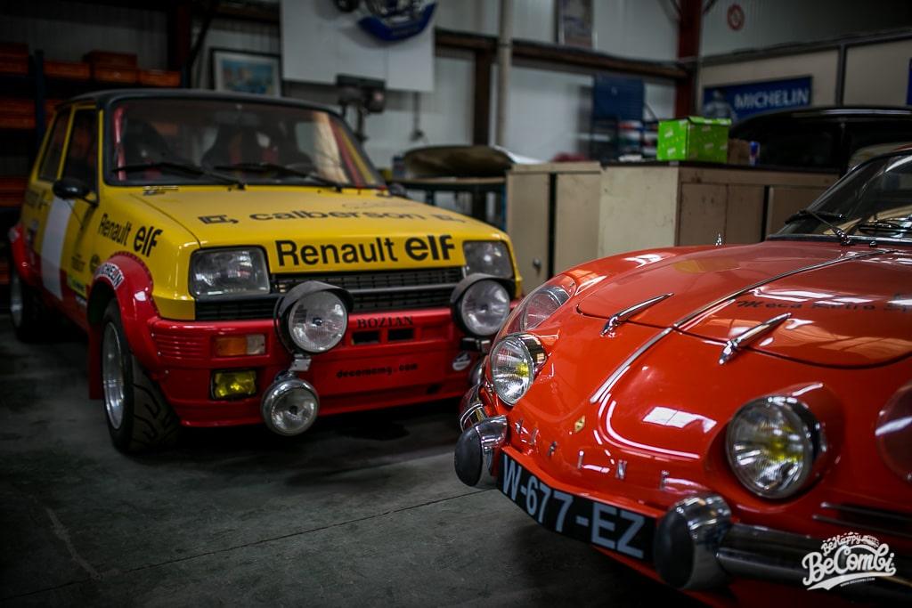 Baudouin VW Combi chez Meca Retro Sport 76| BeCombi