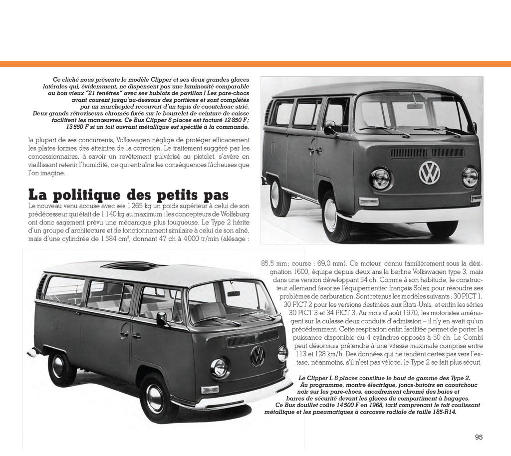 Le Combi Volkswagen de mon pere | BeCombi