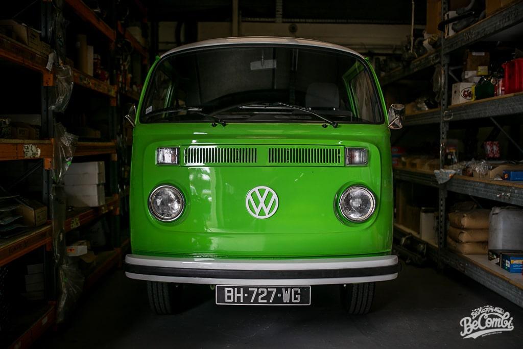 Entretien VW Combi chez Schmecko| BeCombi