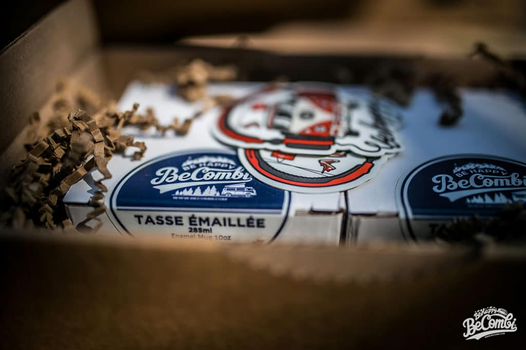 Tasses (mugs) émaillées Vintage | BeCombi
