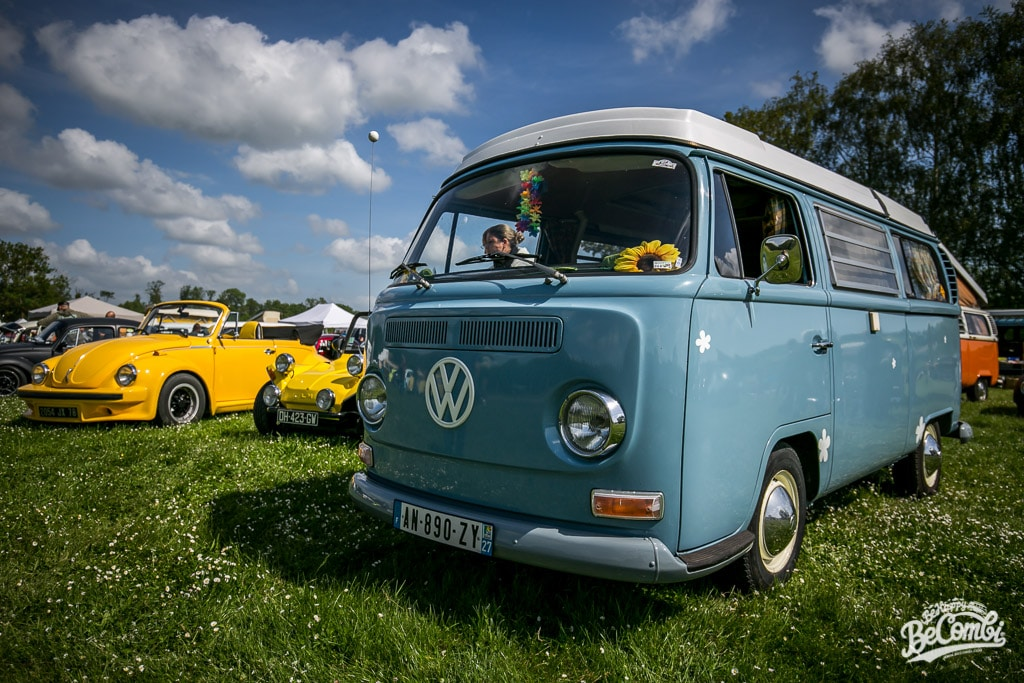 Le Meeting VW de Chambray 2015 | BeCombi