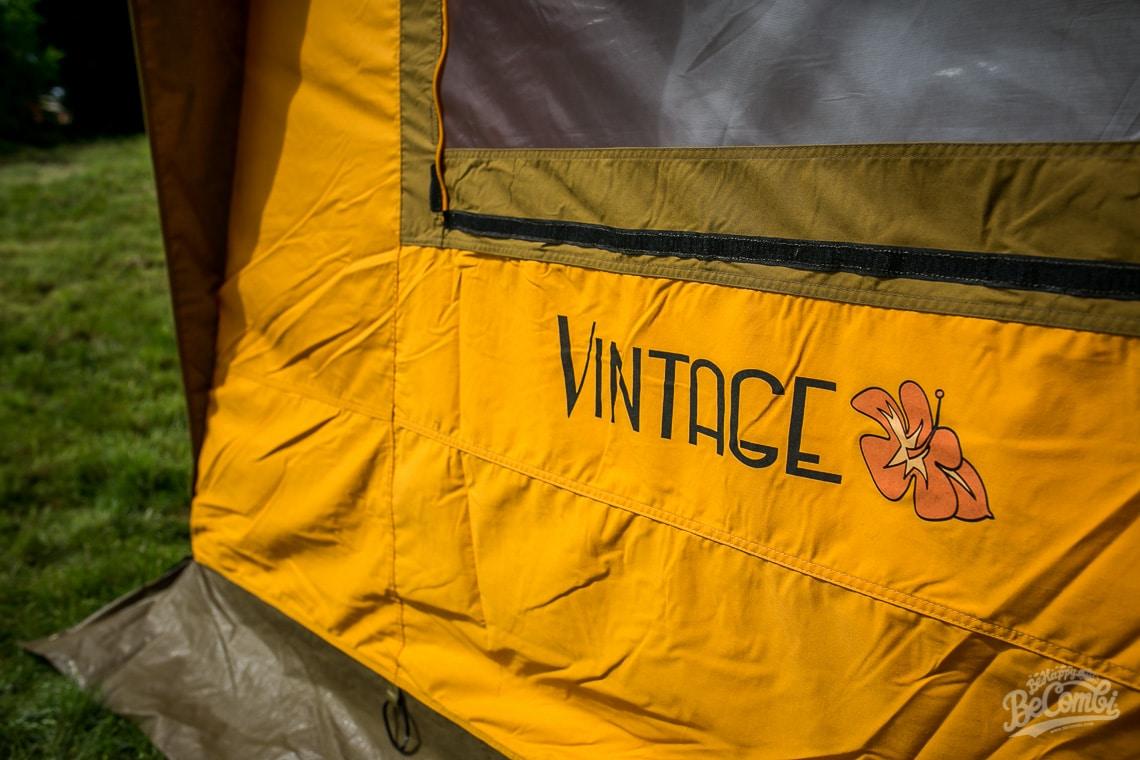 Tente Vintage Serial Kombi pour Vw Combi | BeCombi