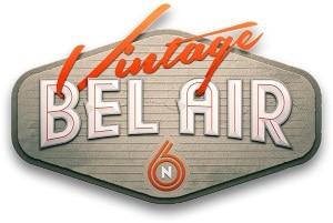 Vintage Bel Air Logo