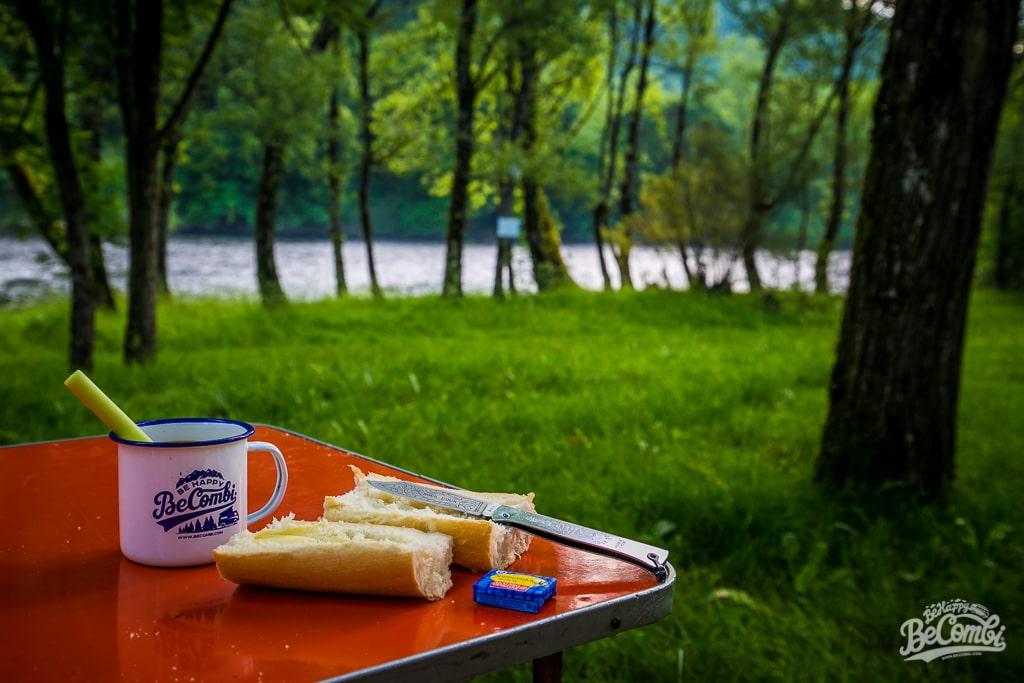 Fishing Trip en Corrèze en VW Combi   BeCombi