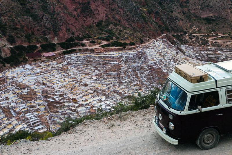 MyVanTastic en VW Combi en Amérique | BeCombi