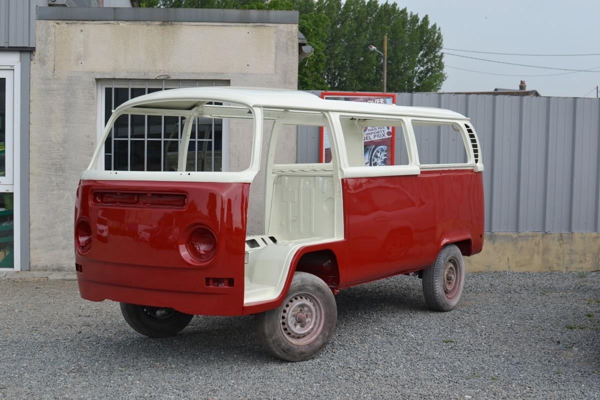 Ready retrouve le sourire chez Old Cars Service 76 | BeCombi