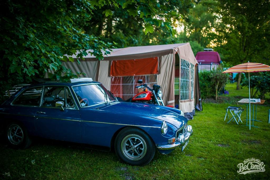 Sortie VW Combi entre amis | BeCombi
