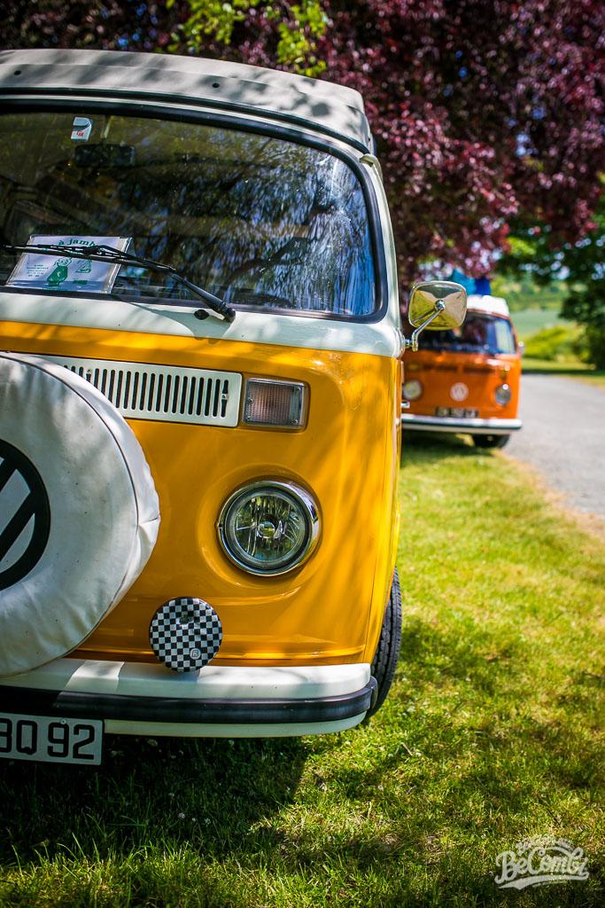 Sortie VW Combi entre amis   BeCombi