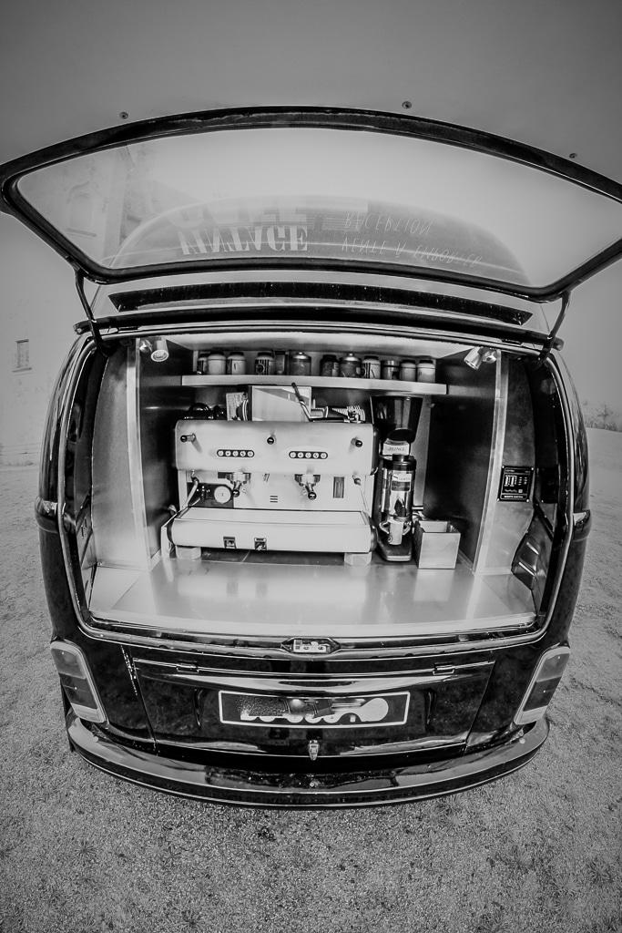 Vw Combi Vintage Café | BeCombi
