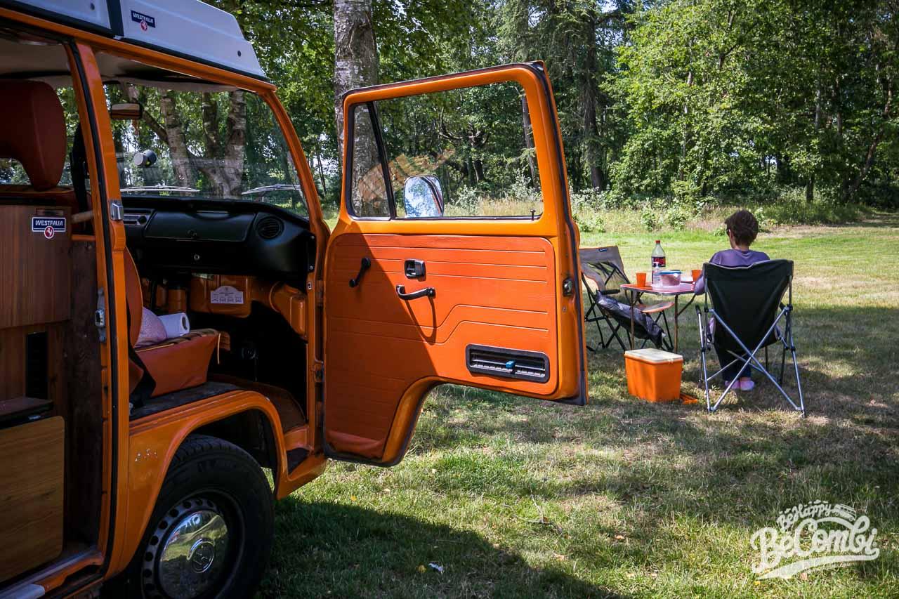 Escapade en Baie de Somme en VW Combi | BeCombi