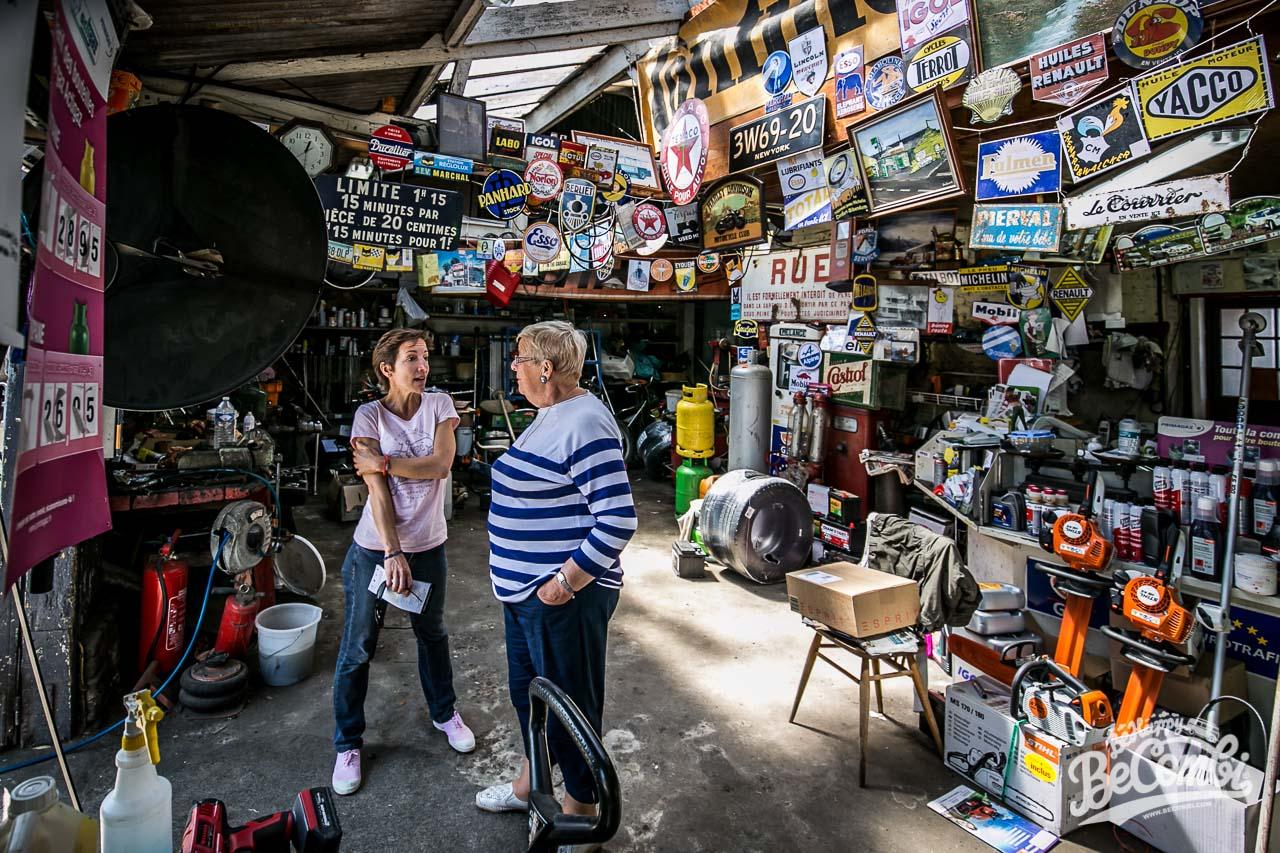 Le Garage Delorme à Rue (80) | BeCombi