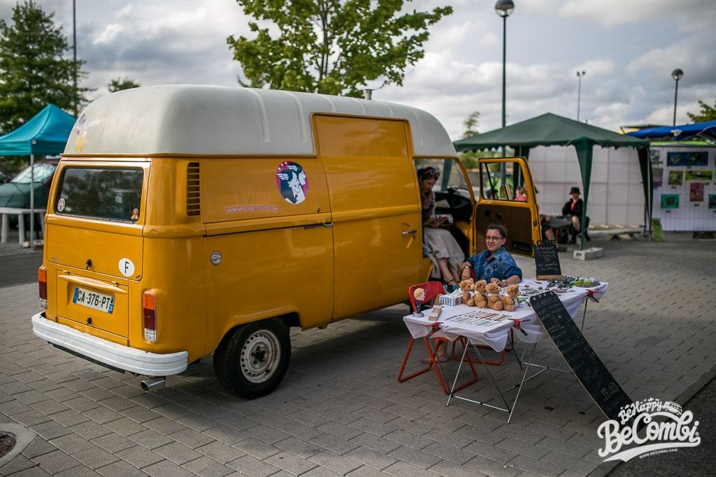 Avasoye.com au Super VW Festival 2015 | BeCombi