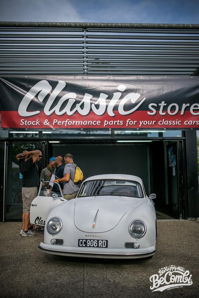 Classic Store au Super VW Festival 2015 | BeCombi
