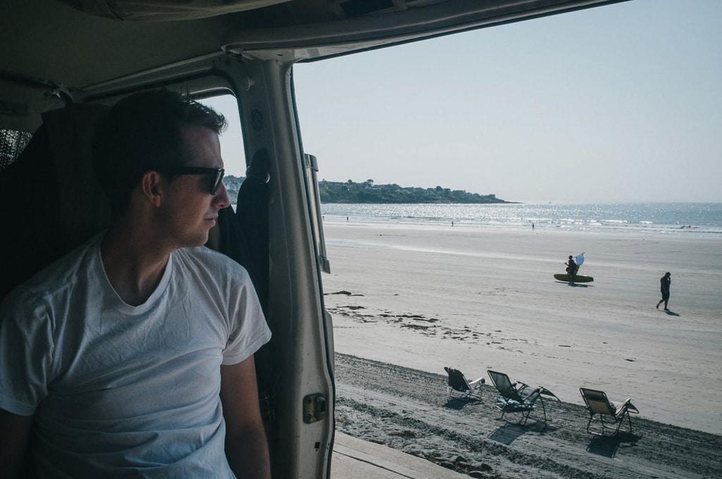 Vancrafted Roadtrip de 15000 miles aux USA en Combi T3 | BeCombi