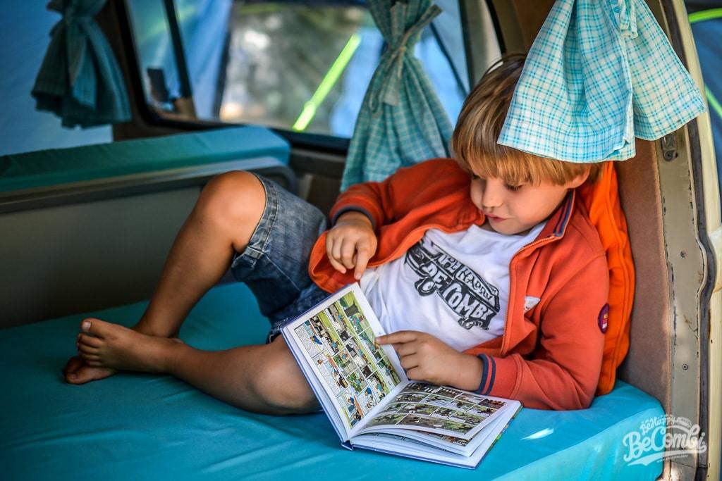 Road Trip estival avec Happy le Combi   BeCombi