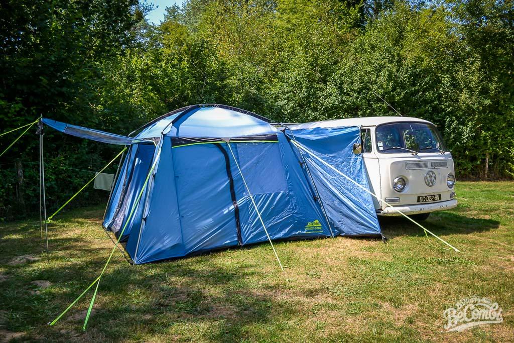 Tente Khyam Driveaway Compact 300   BeCombi