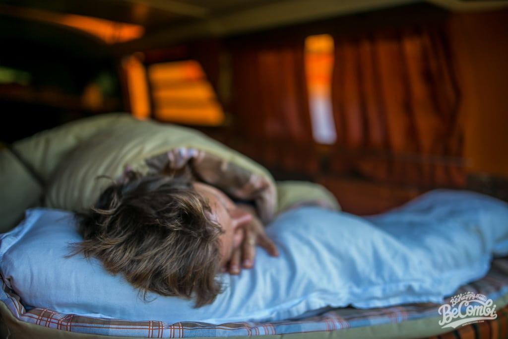 Vacances au Camping en Corrèze en Combi | BeCombi
