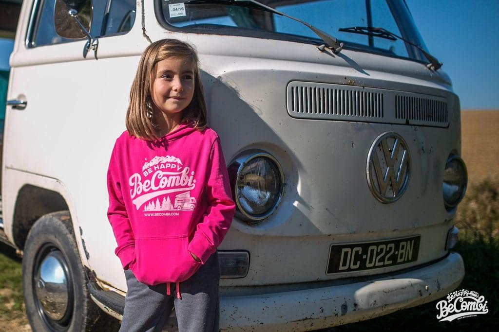 Sweatshirt pour enfant sur BeCombi Shop