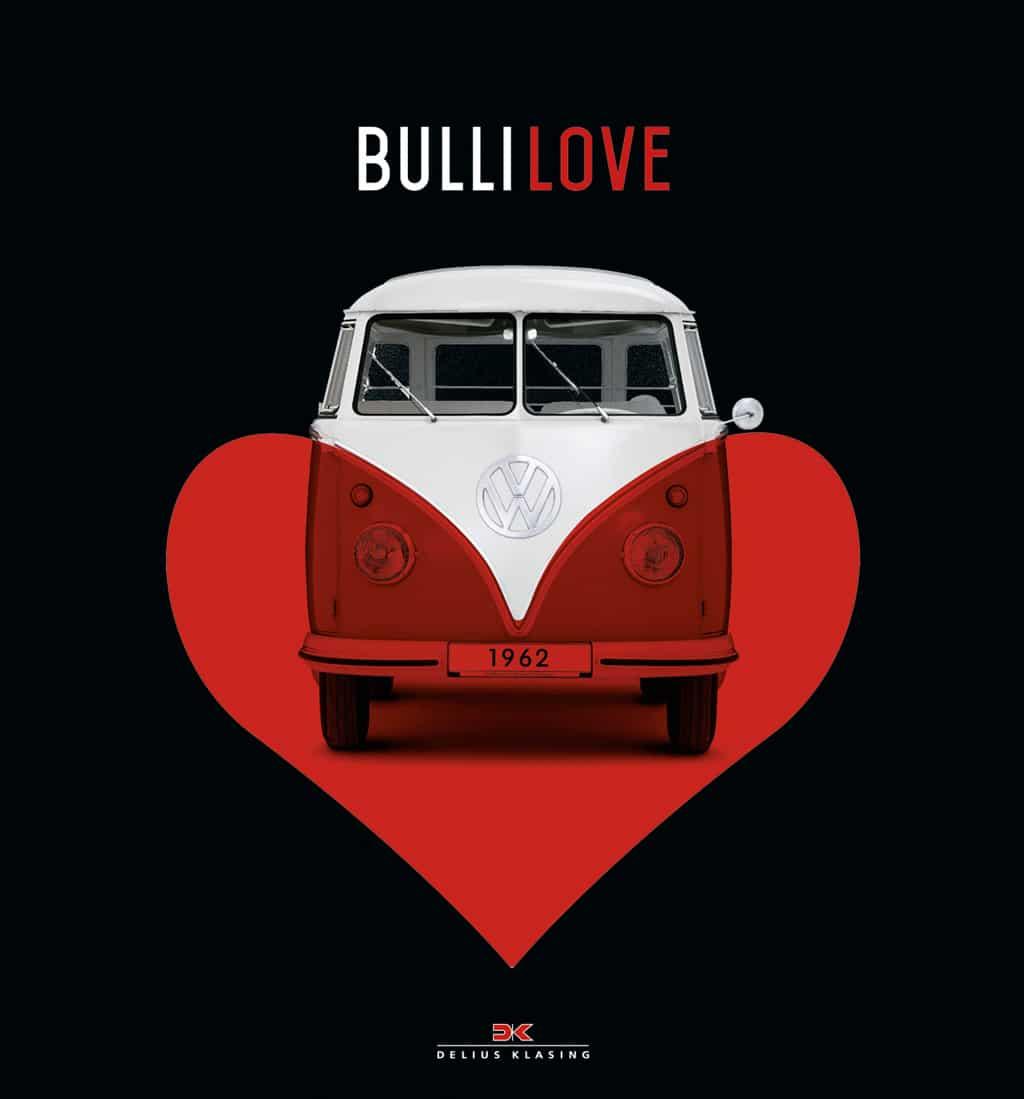 coup de coeur pour le livre bulli love be combi. Black Bedroom Furniture Sets. Home Design Ideas