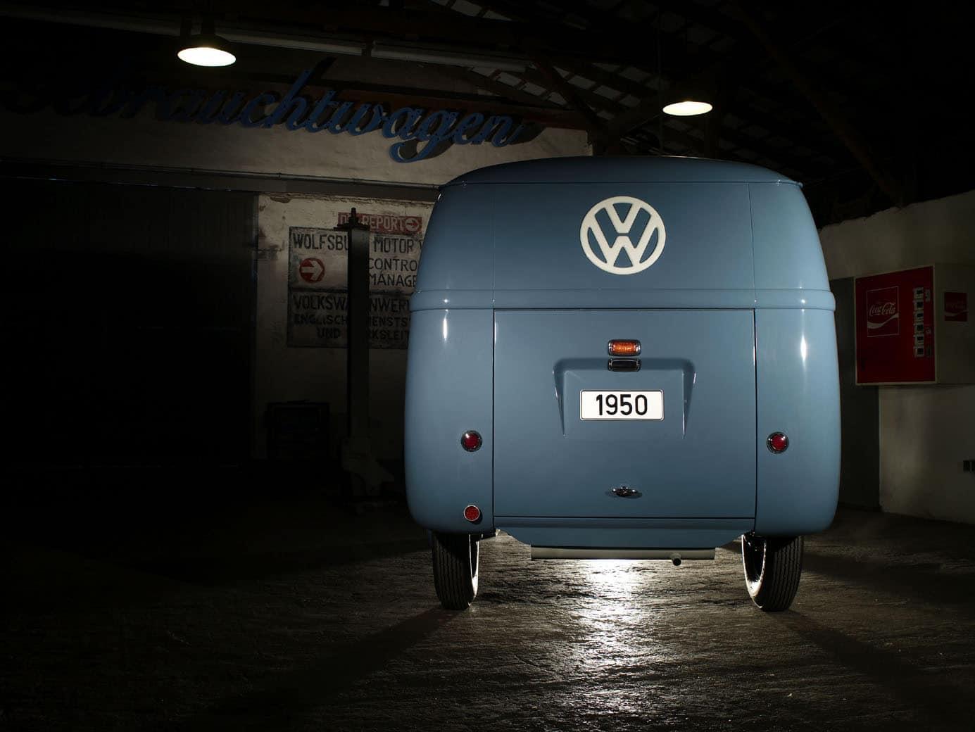 VW Combi par Axel Struwe | BeCombi
