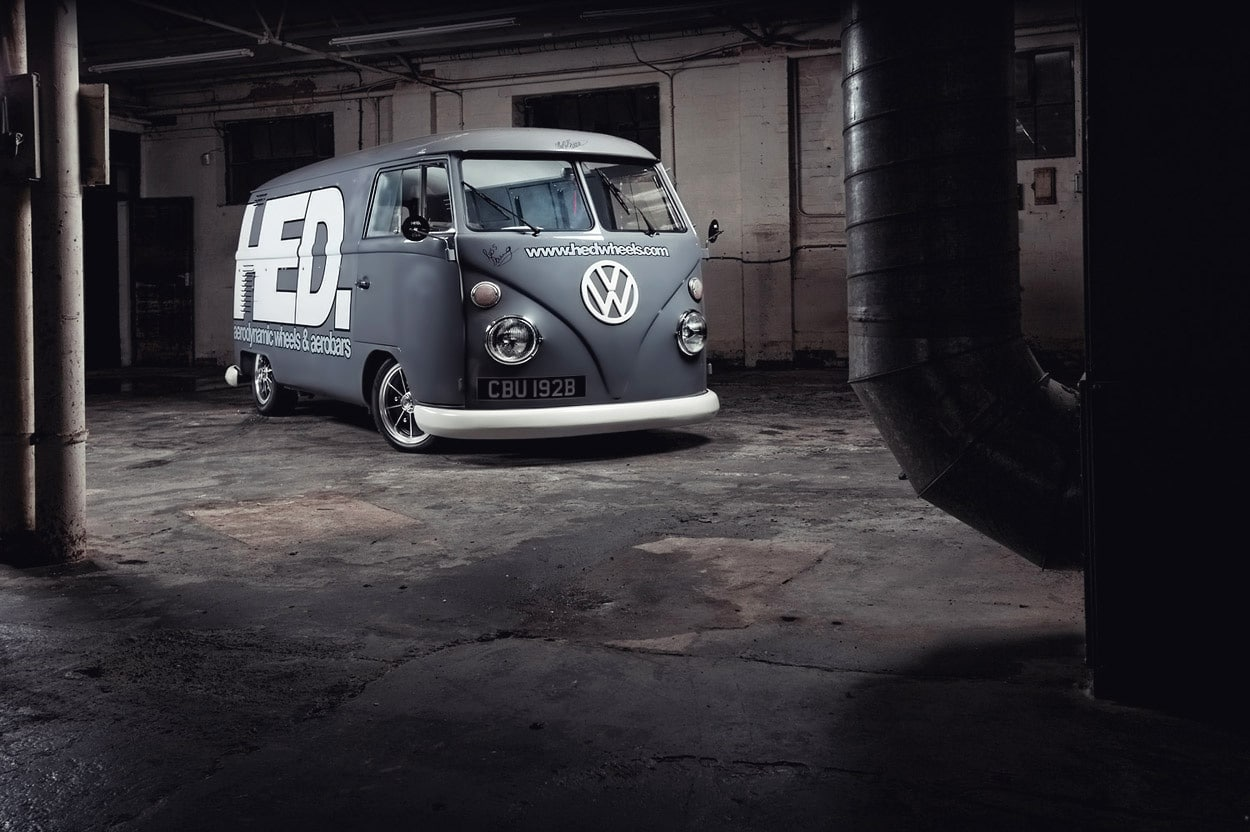 VW Combi par Steve Sharp | BeCombi