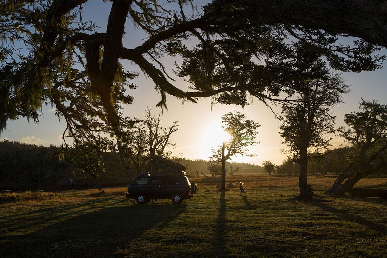 Our open road : la vie en VW T3 | BeCombi