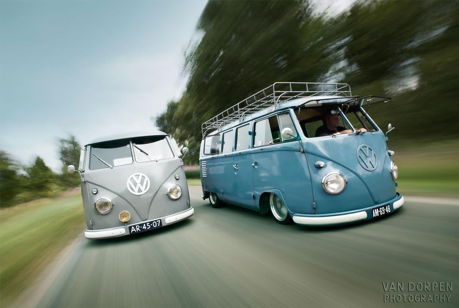 VW Combi par Willem-Aart von Dorpen | BeCombi