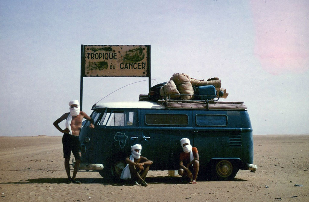 L'expression « désertique » veut tout dire : rien à 500 km à la ronde.