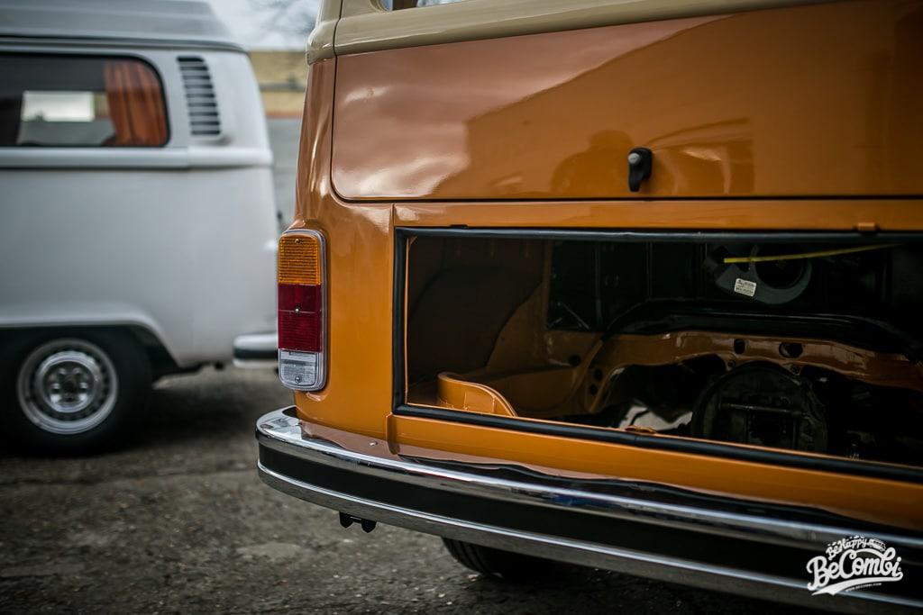 Baudouin VW Combi 1978 chez Schmecko   BeCombi