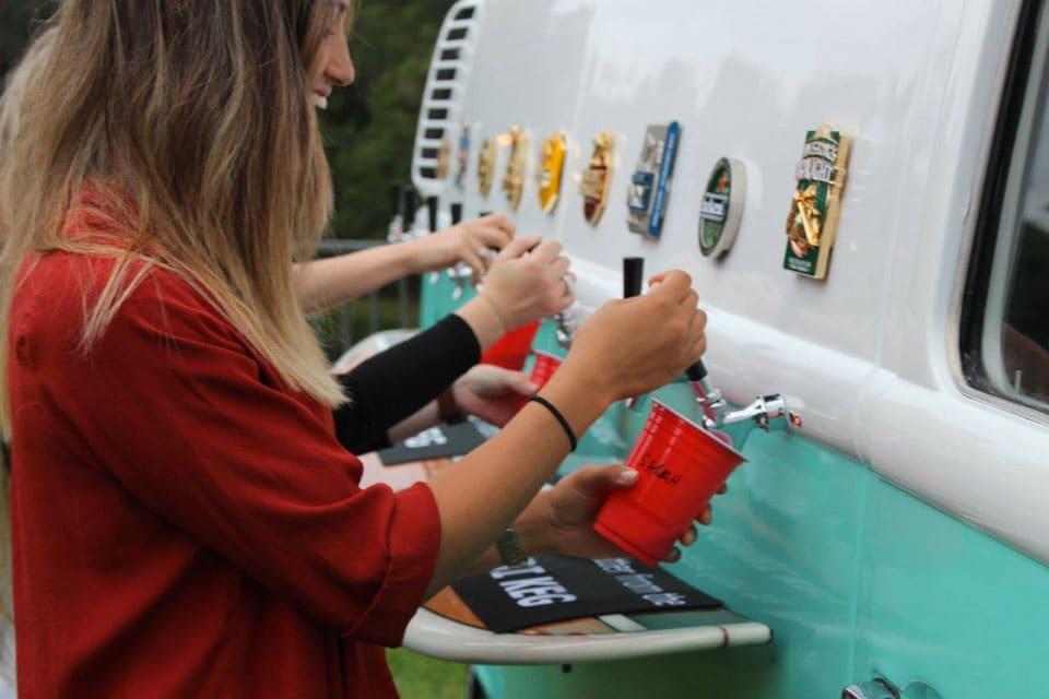 KombiKeg : Le Combi distributeur de bière | BeCombi