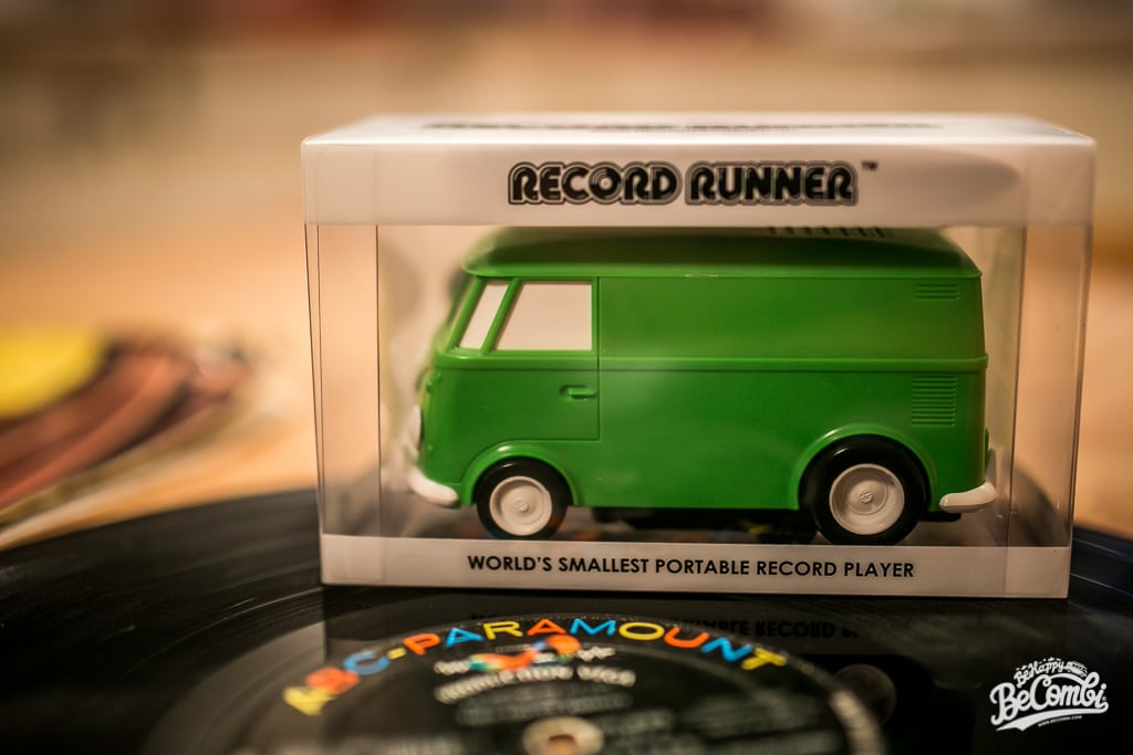 Record Runner (SoundWagon) | BeCombi
