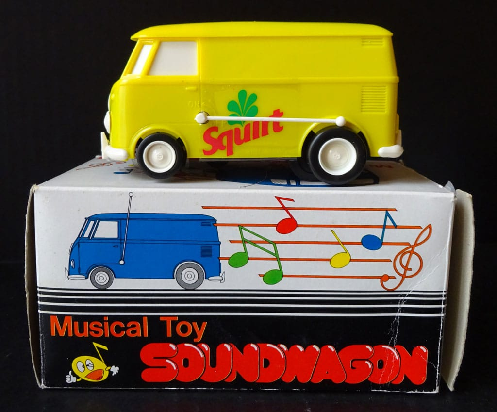 Le SoundWagon original | BeCombi