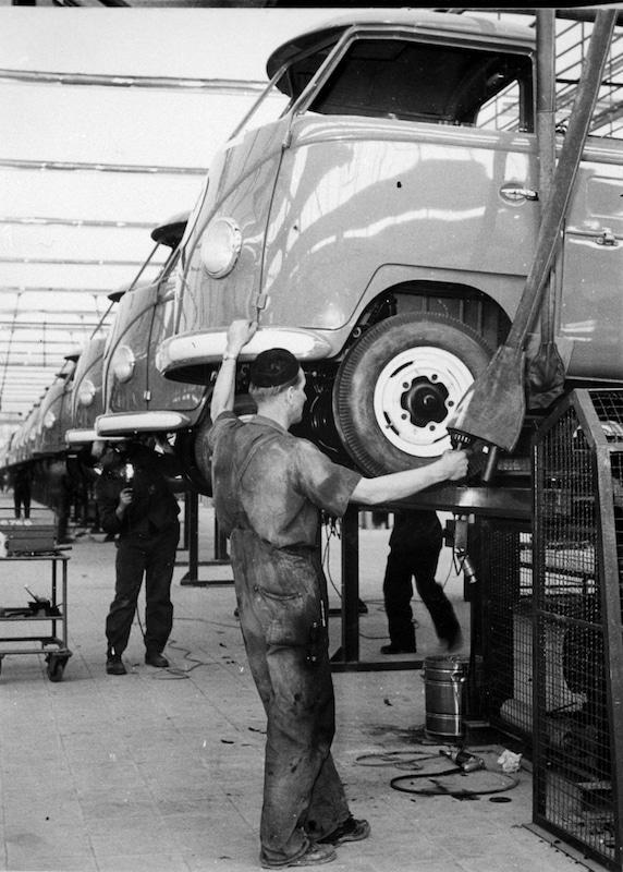 VW fête les 60 ans du Combi à Hanovre | BeCombi