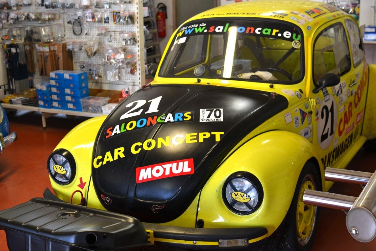 Car Concept : l'expert VW accélère sur le Web | BeCombi