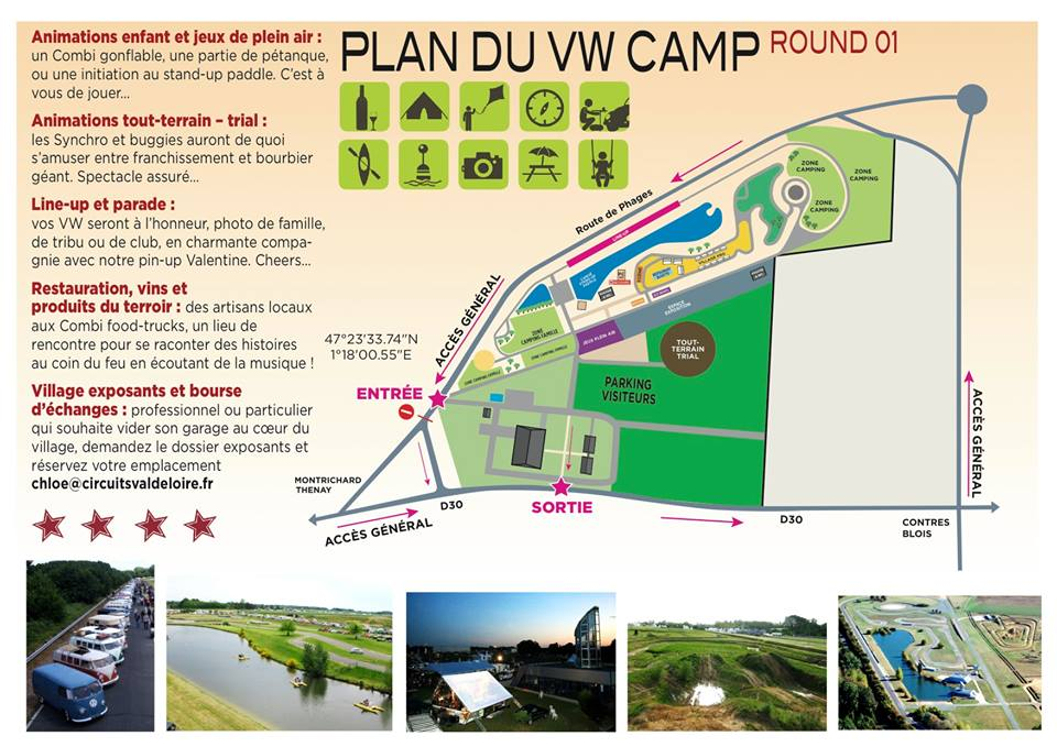 VW Camp #1 : nouveau grand meeting familial | BeCombi