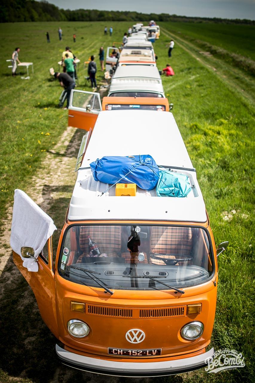 Sortie VW Combi Vintage BOC Vexin | BeCombi