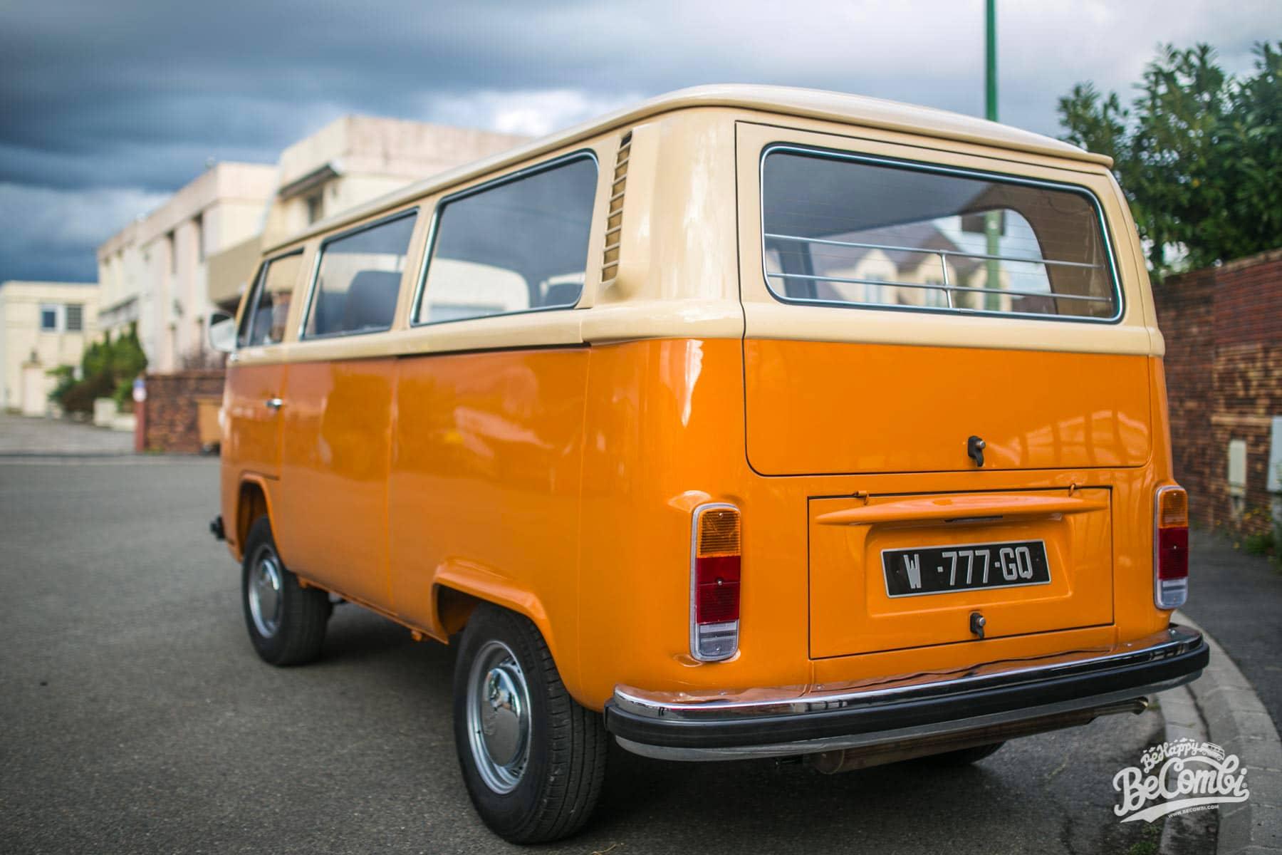 Restauration Volkswagen Combi Baudouin | BeCombi