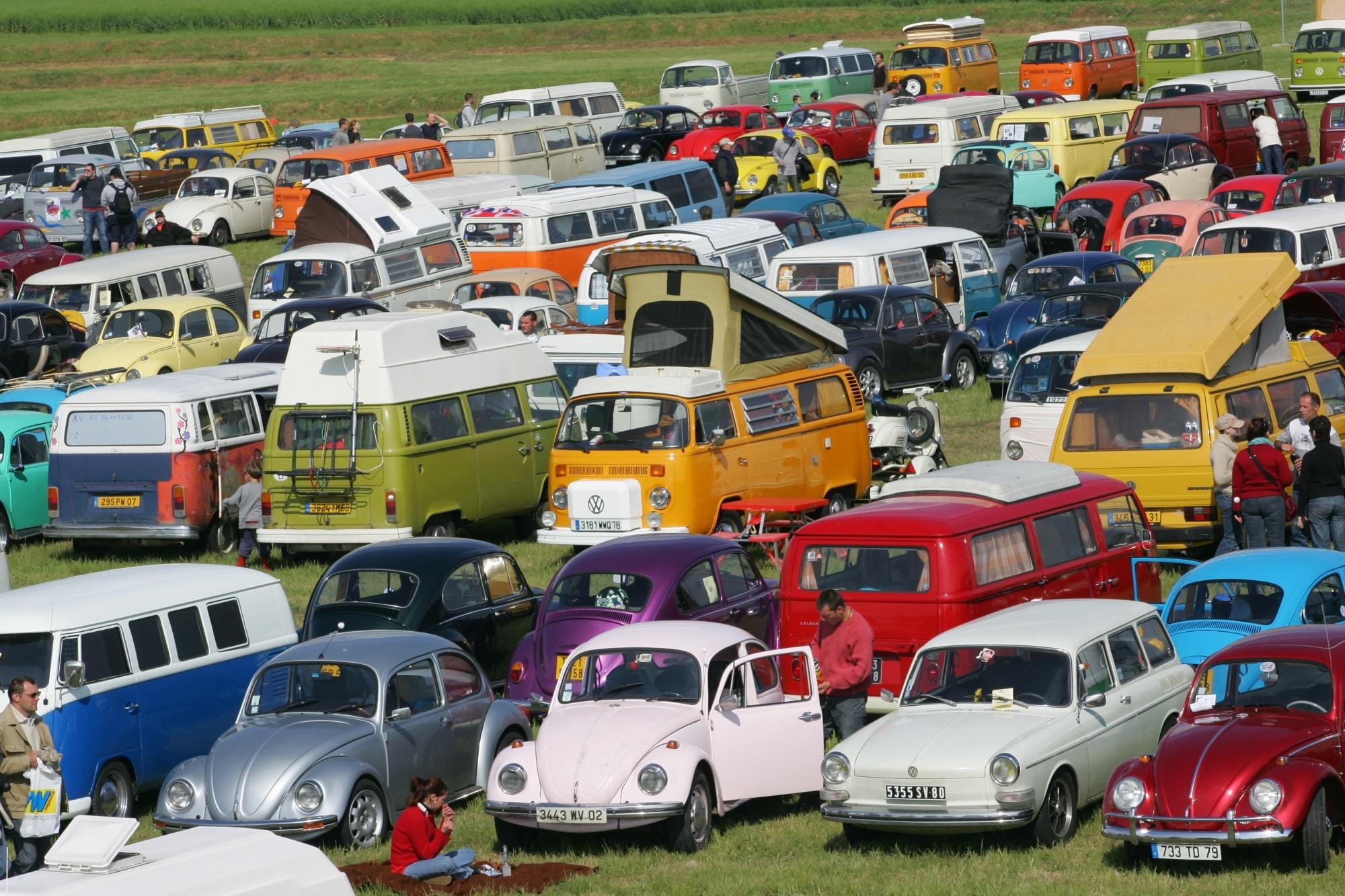 VW National : grand retour à Thenay cet été | BeCombi