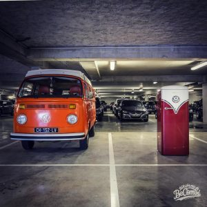 frigo fridge gorenje vw volkswagen bulli retro vintage combi vanlifehellip