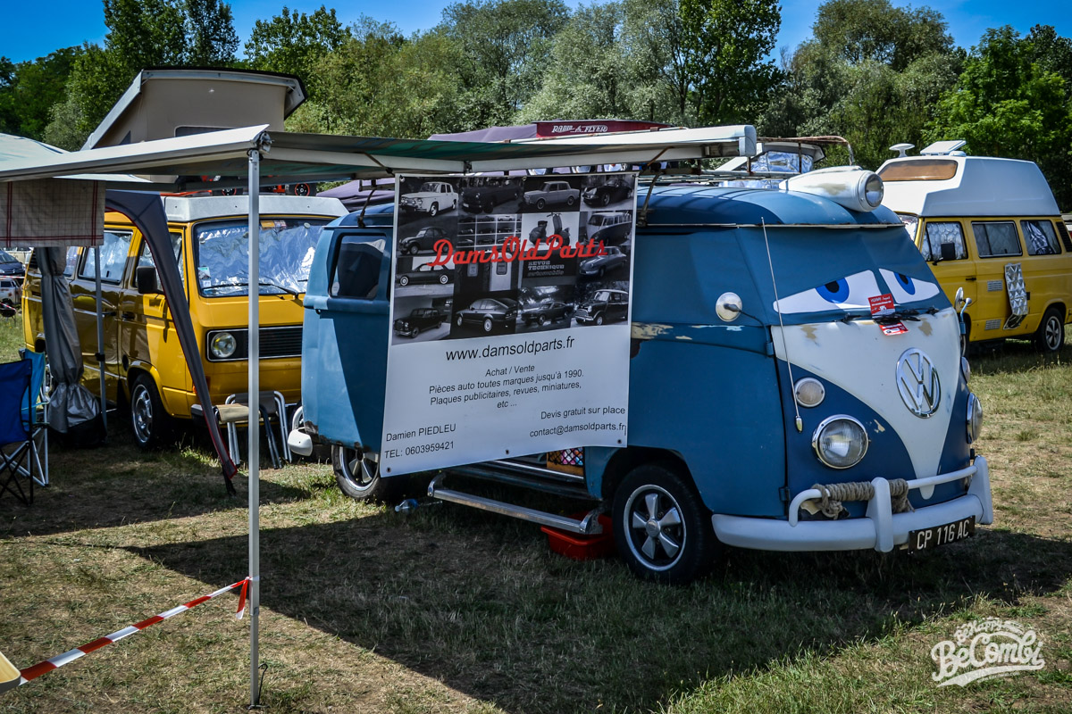 BeCombi - VW National - Thenay - Juillet 2017-6