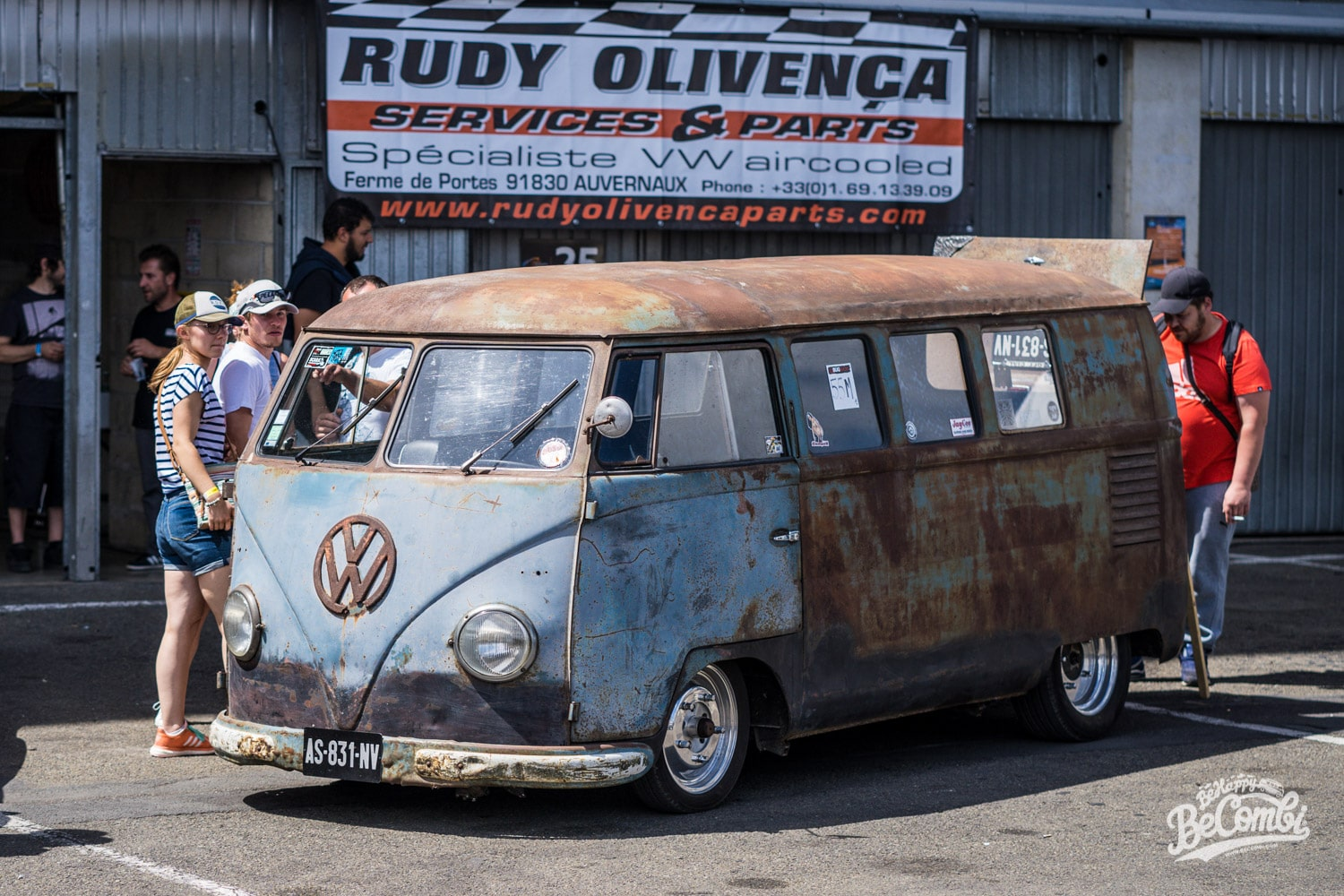 Super VW Fest - BeCombi - Juillet 2018-3