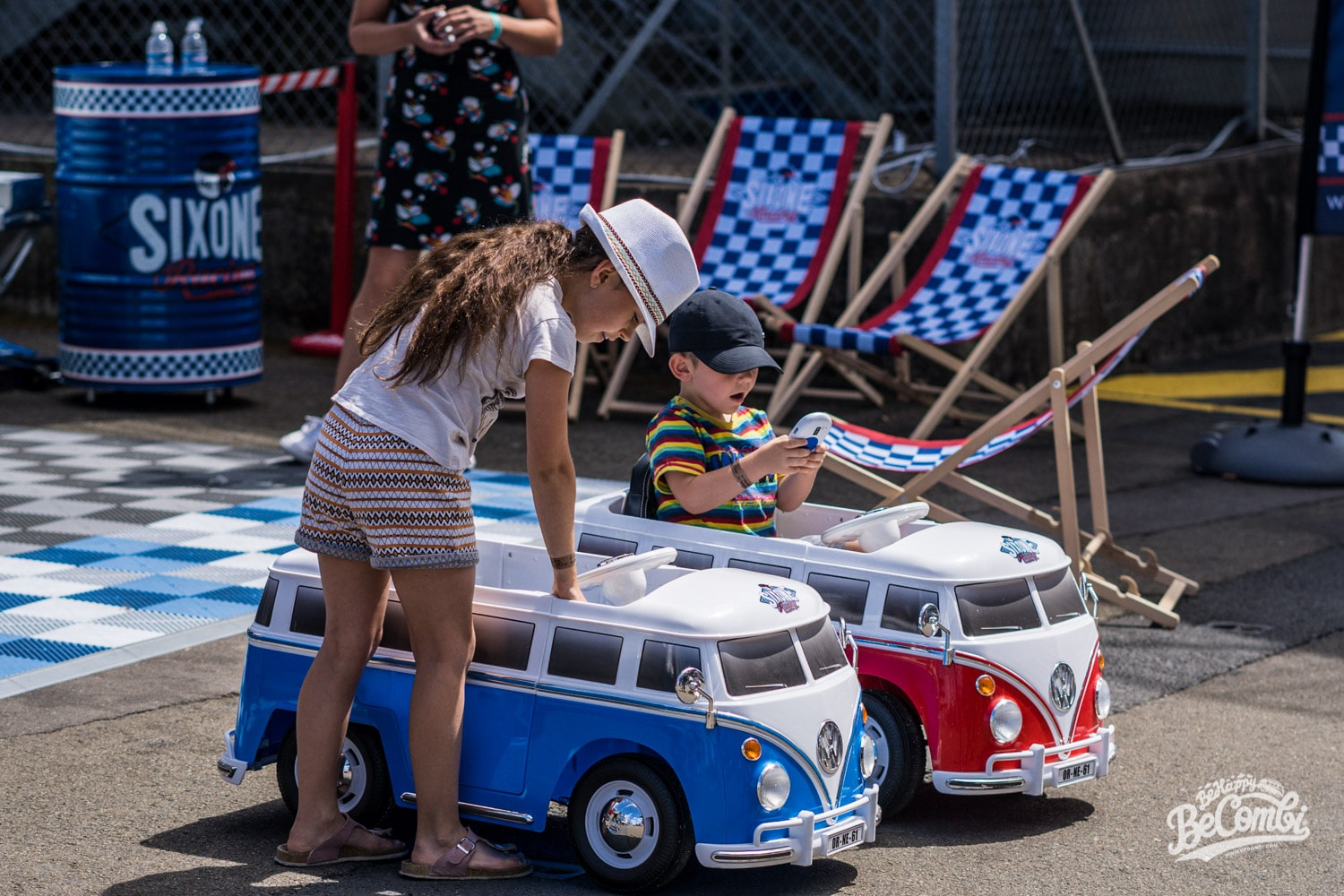 SixOne Racing - Super VW Fest - BeCombi - Juillet 2018