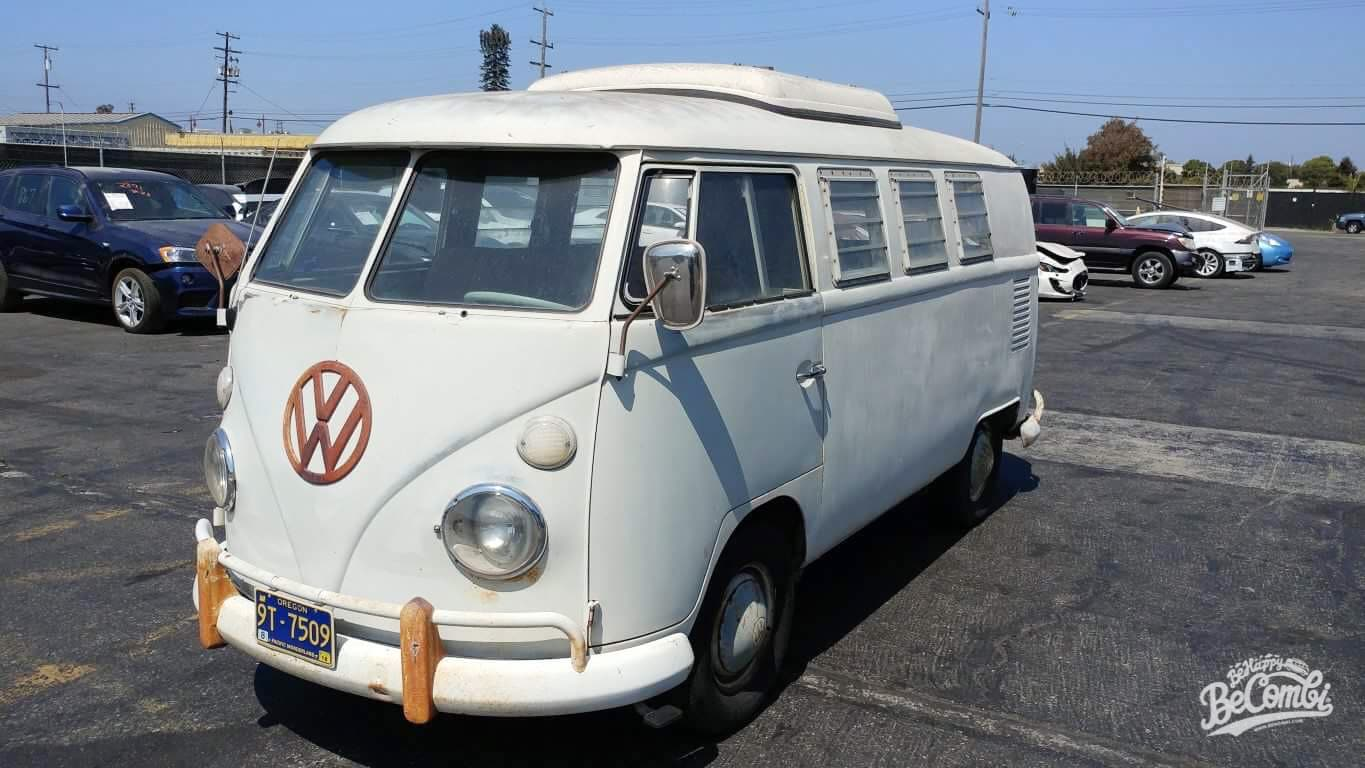 Rocky - VW Split 1966 Westfalia - Shipping-6