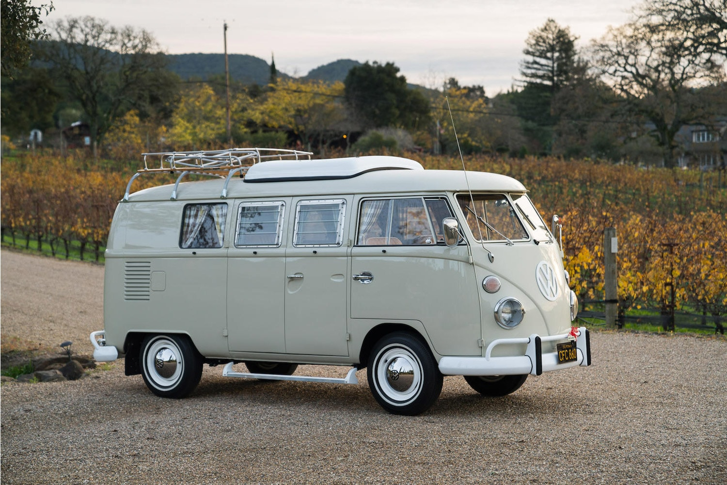 VW Split Camper SO42 1967 - BeCombi-23