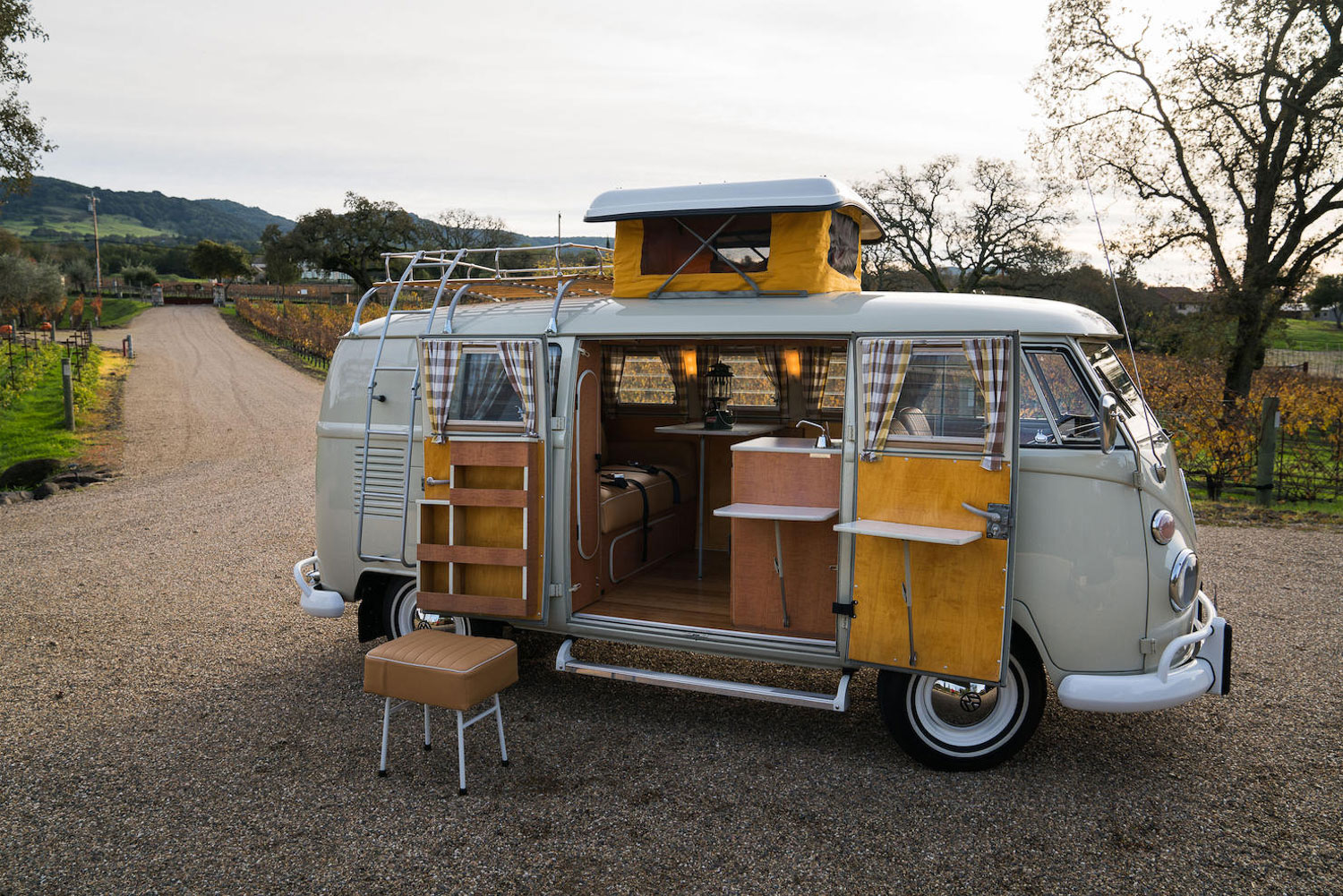 VW Split Camper SO42 1967 - BeCombi-79