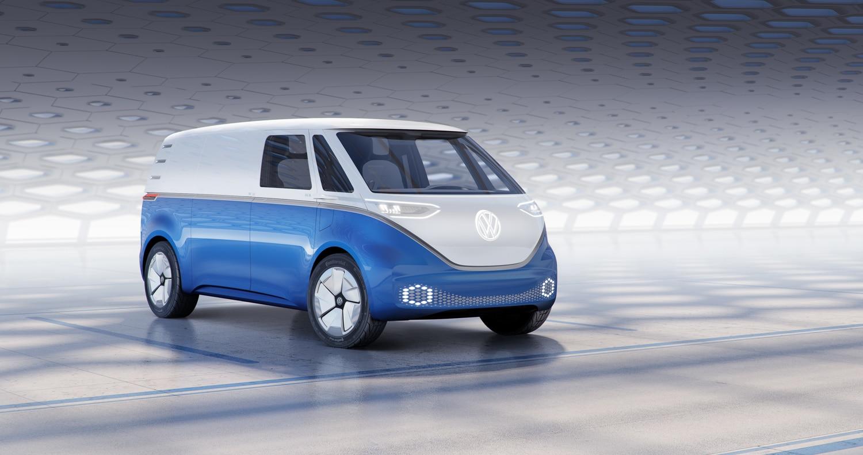 volkswagen i d buzz cargo le nouveau combi utilitaire be combi. Black Bedroom Furniture Sets. Home Design Ideas