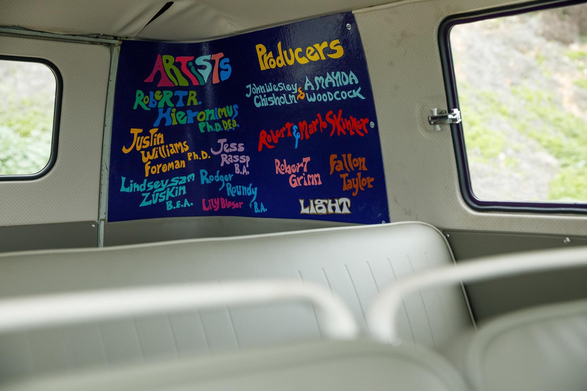 The Woodstock VW Bus 50 ans après - BeCombi-27