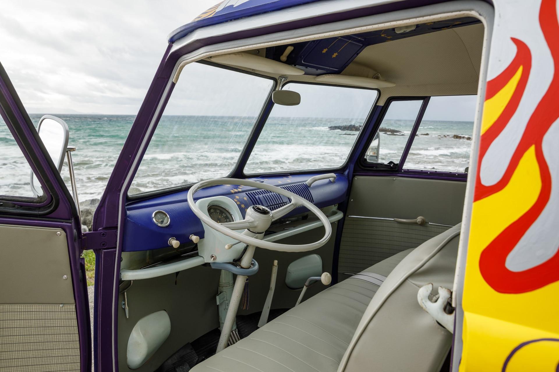 The Woodstock VW Bus 50 ans après - BeCombi-28
