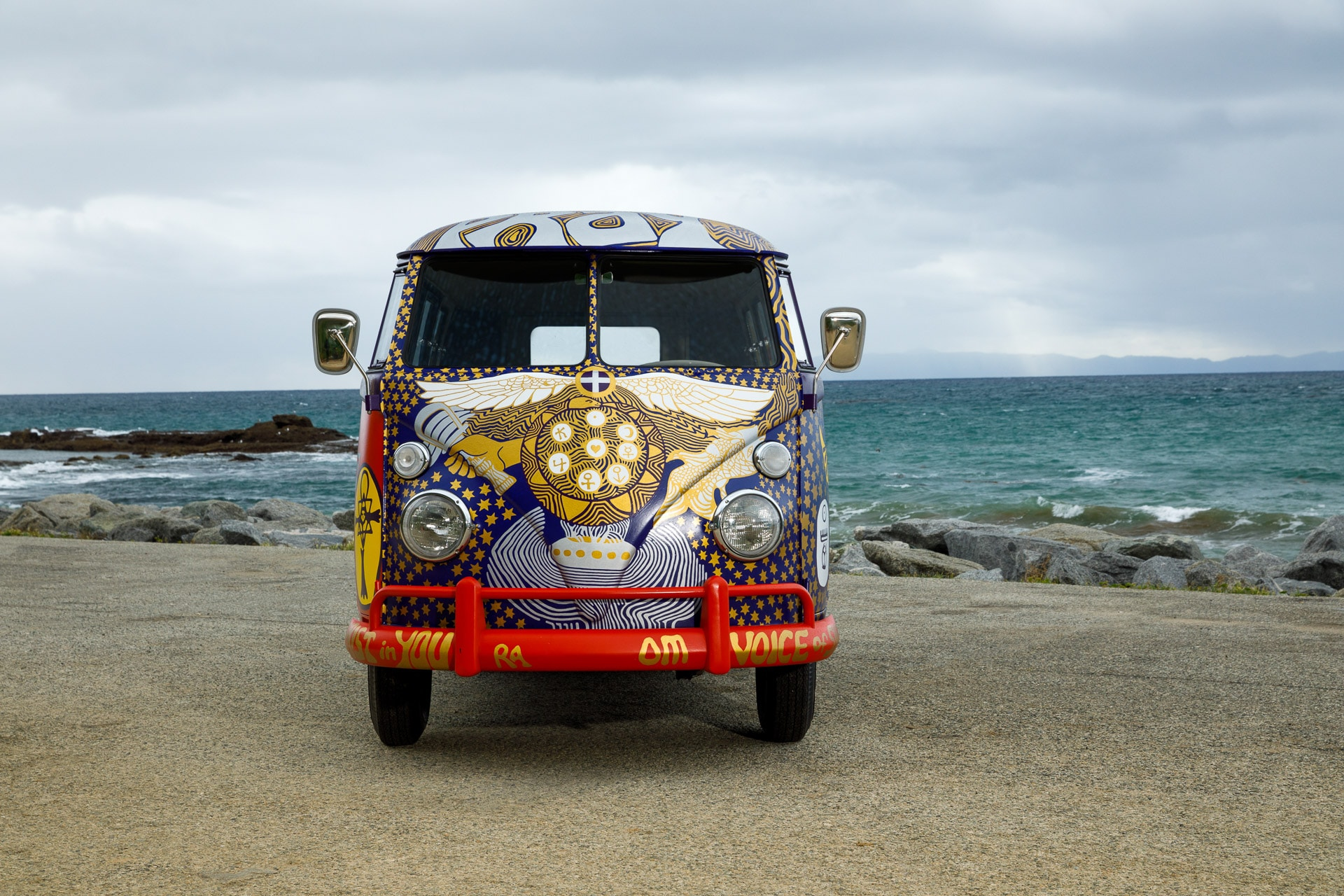 The Woodstock VW Bus 50 ans après - BeCombi-8